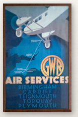 GWR poster